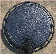 manhole covers CATALOG round